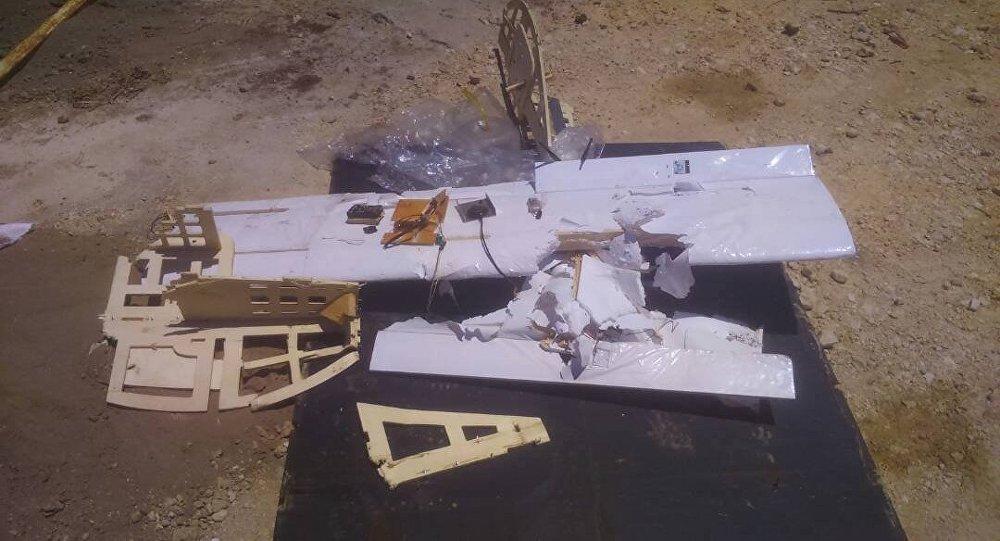 Des drones abattus près de la base de Hmeimim (image d'illustration)