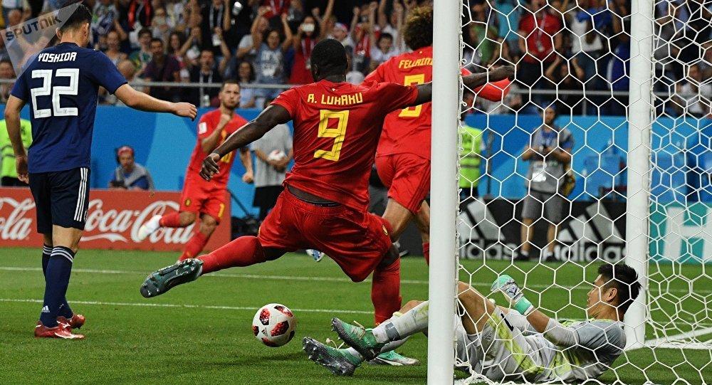 Match Belgique-Japon