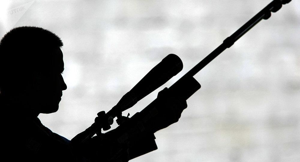un fusil (image d'illustration)