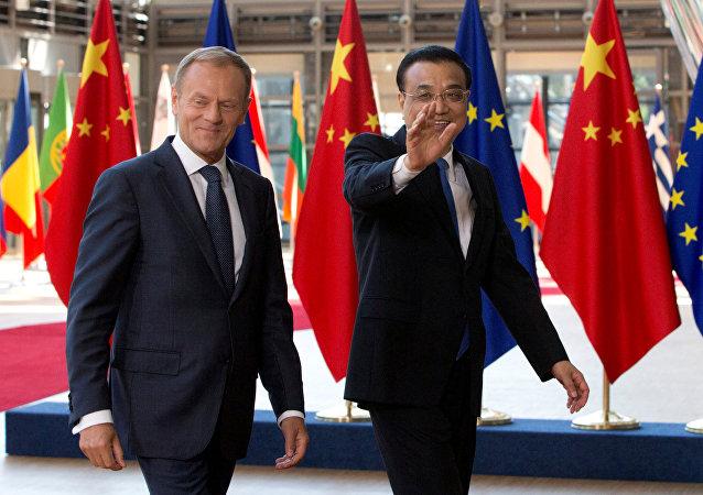 Dans la guerre commerciale imposée par les USA, la Chine est prête à épauler l'Europe