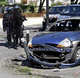 Nantes après la nuit de violences