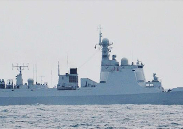 Destroyer Zhengzhou (DDG-151)