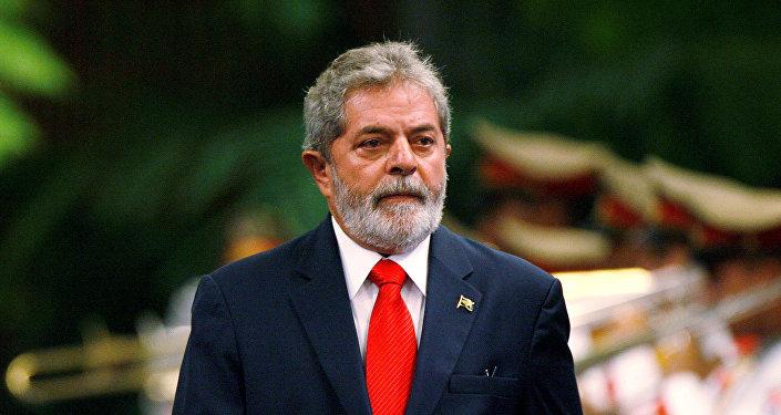 Luiz Inácio Lula da Silva, ex- president brésilien