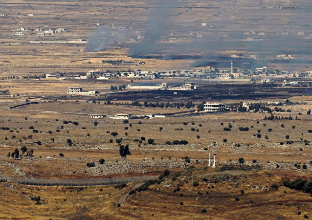 Le Plateau du Golan