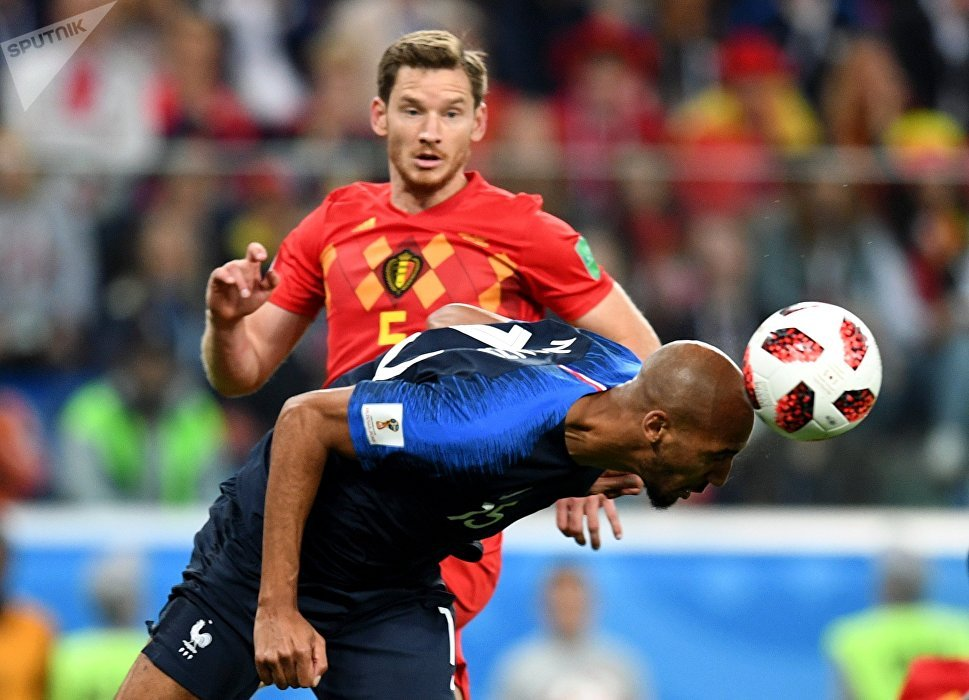 Match France-Belgique