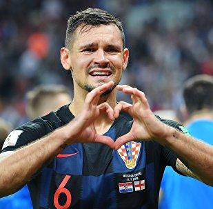 Match Croatie-Angleterre