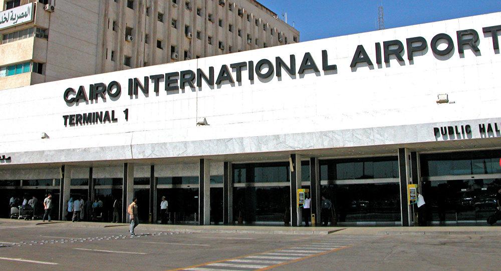 Aéroport du Caire, image d'illustration