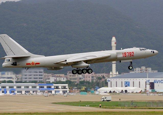 Bombardier stratégique chinois Xian Hong-6K