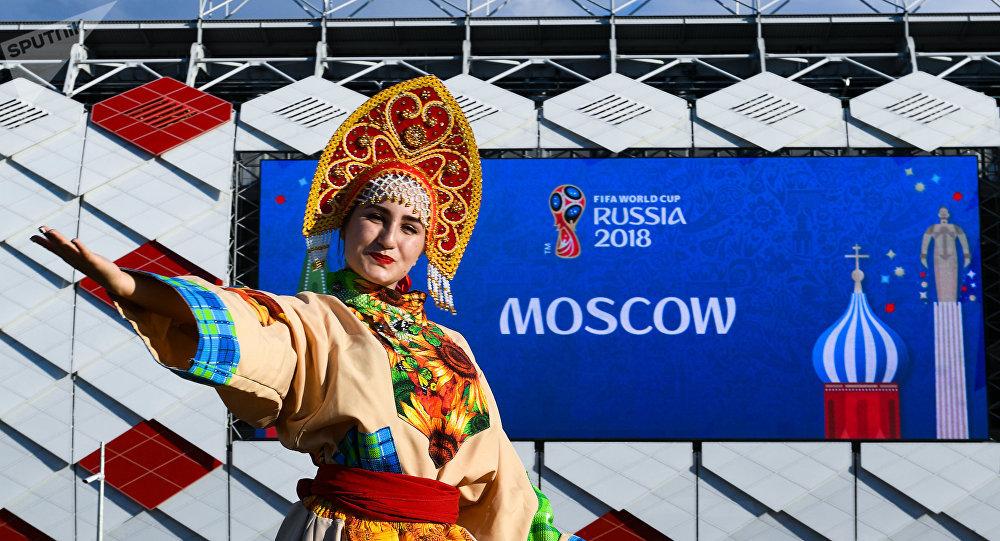Le Mondial en Russie