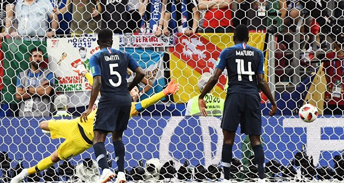 Match France-Croatie