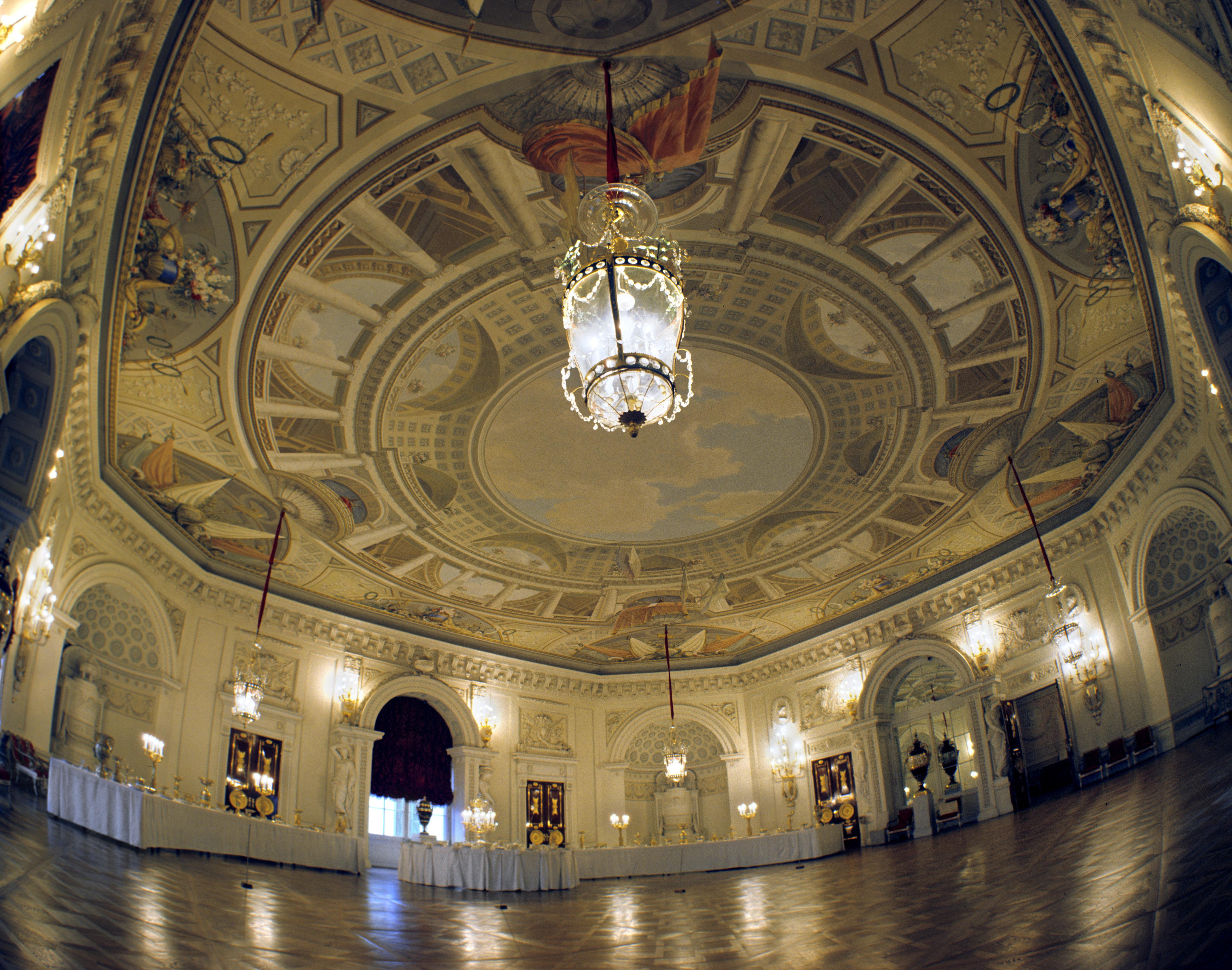 Palais de Ravlovsk