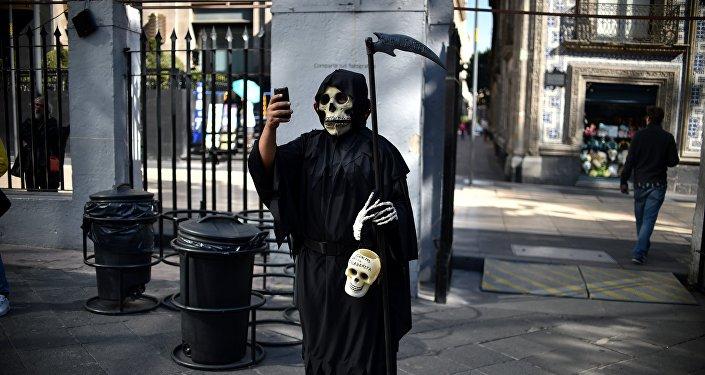 Selfie (image de démonstration)