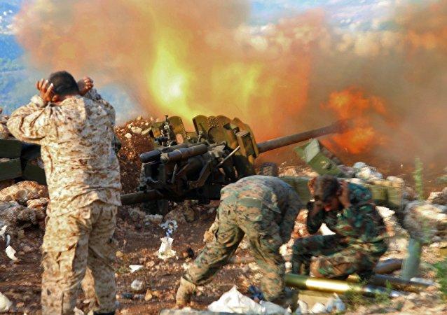L'armée syrienne repousse une attaque terroriste dans les montagnes de Lattaquié