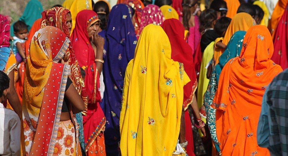 Des femmes indiennes