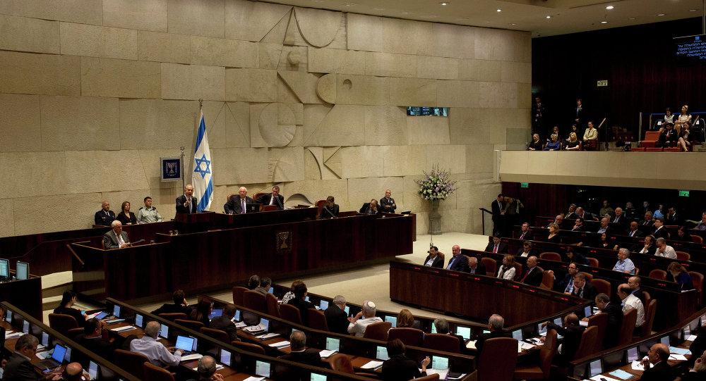 La Knesset, Israël