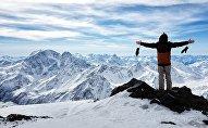 Elbrouz, le plus haut sommet de l'Europe