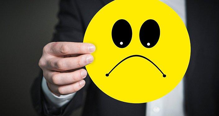 La mauvaise humeur