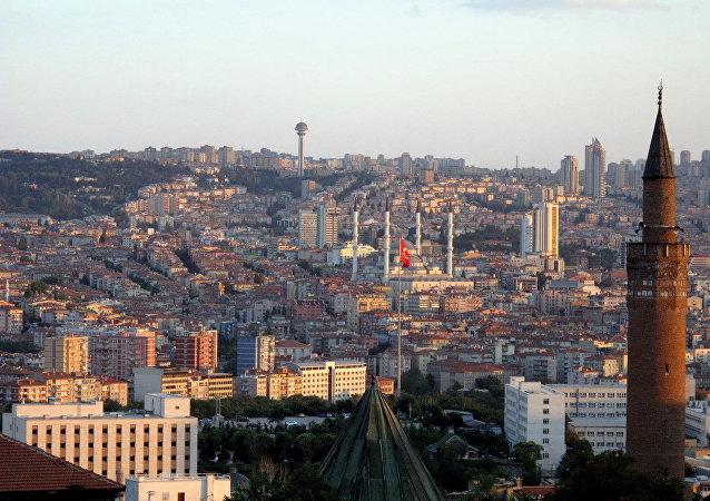 Ankara, Turquie (image d'illustration)