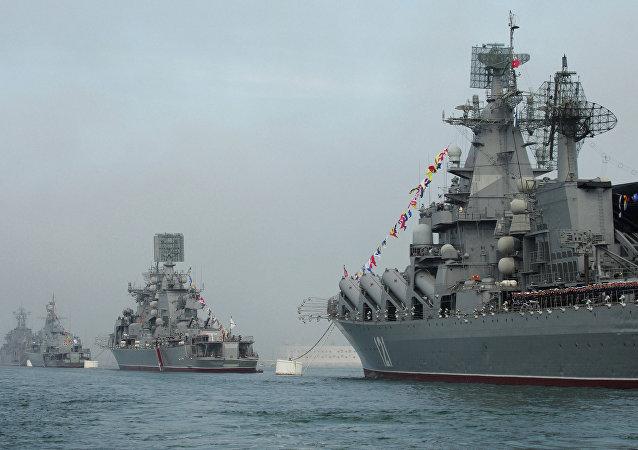 Des navires