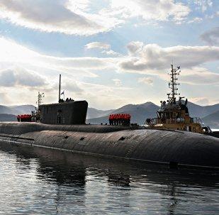 Sous-marin Vladimir Monomakh