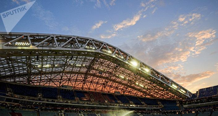 Stade Ficht, Sotchi