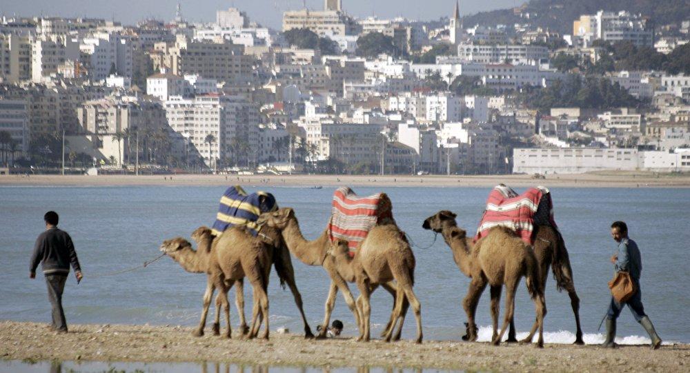 Le Maroc. Image d'illustration