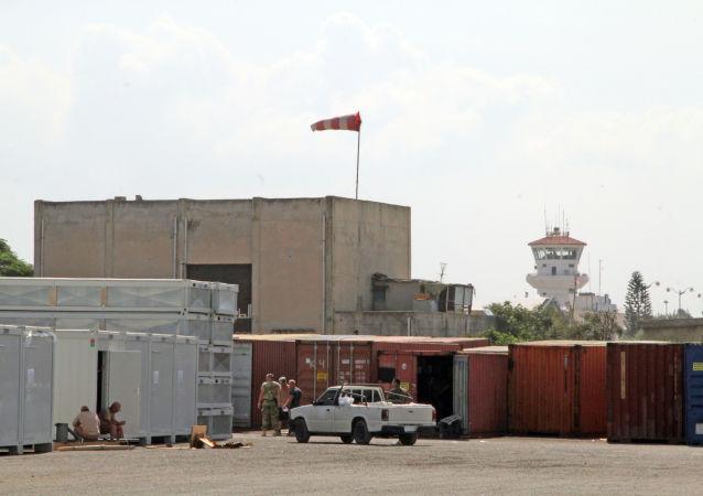La base russe à Hmeimim
