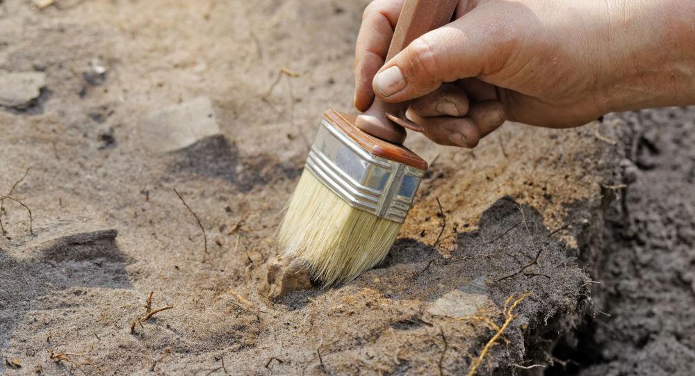 Des fouilles archéologiques (image d'illustration)