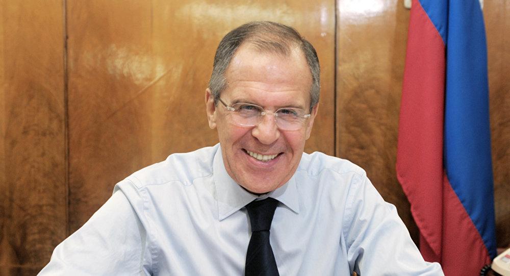 Le chef de la diplomatie russe, Sergueï Lavrov
