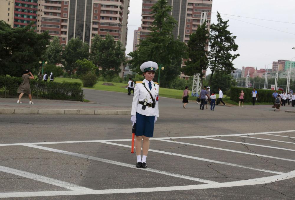 Pyongyang: le quotidien de la capitale nord-coréenne
