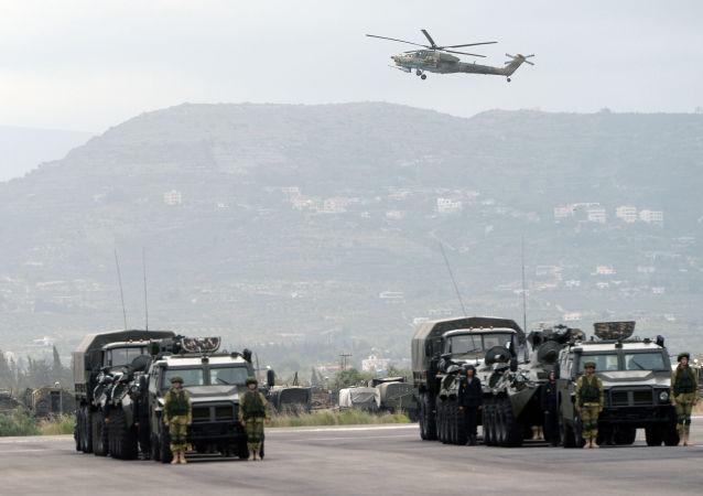 Base militaire de Hmeimim