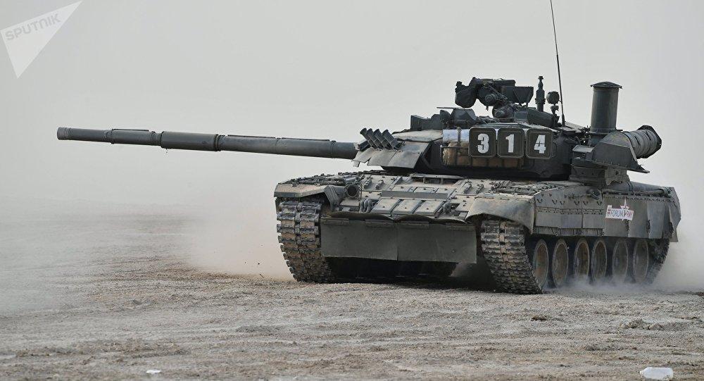 Un char T-80U