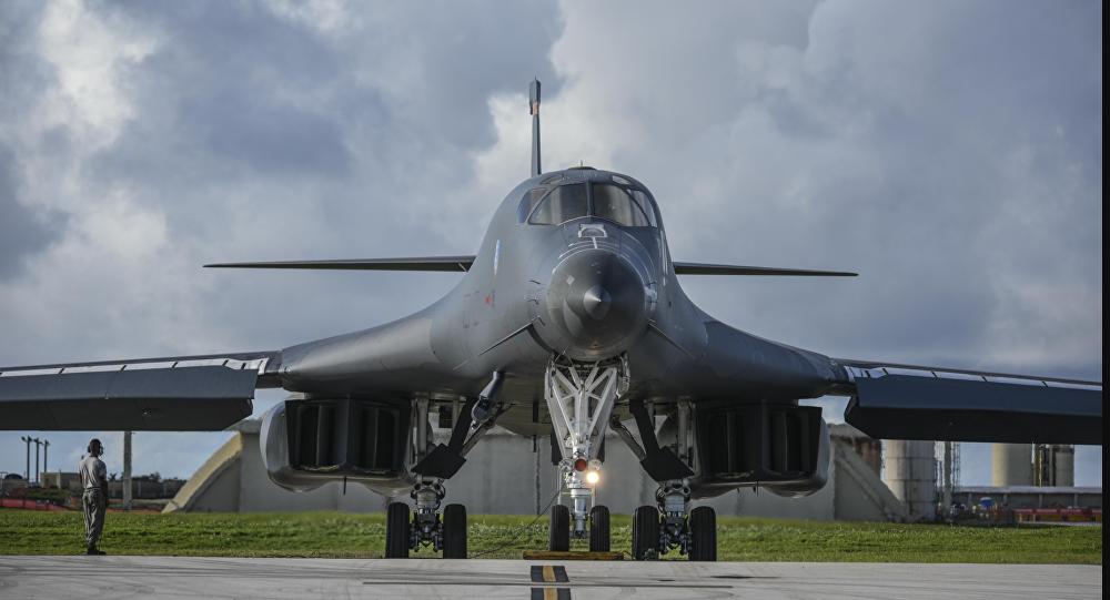 B-1B Lancer de l'US Air Force