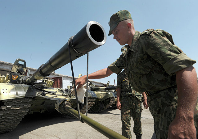 base militaire russe 201 située à Douchanbé