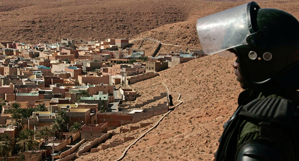 Forces de sécurité algériennes
