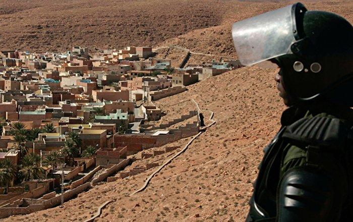 Police d'Algérie