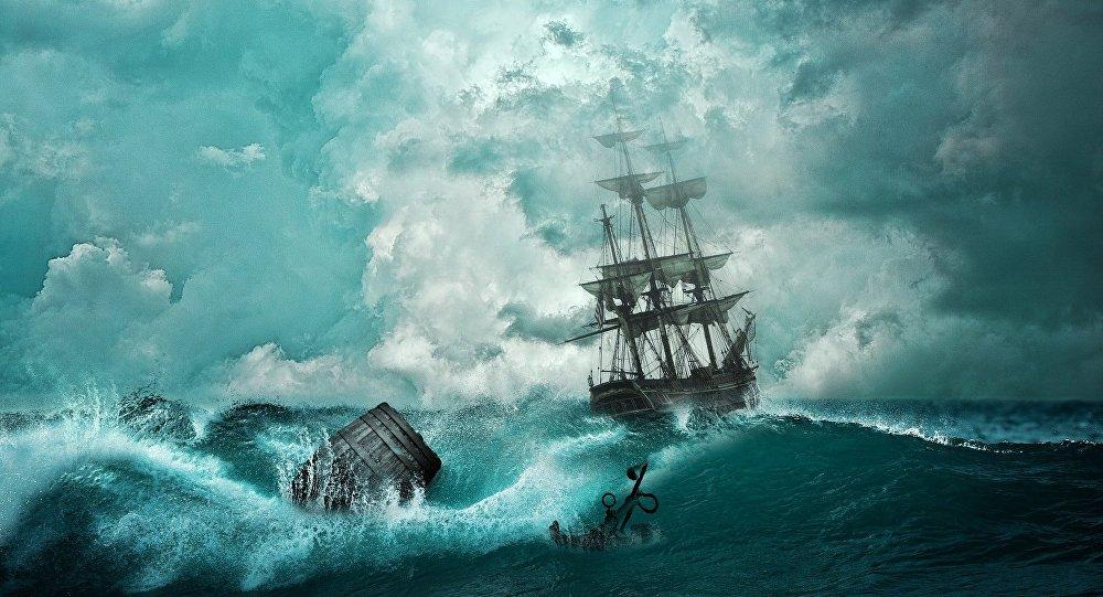 un naufrage