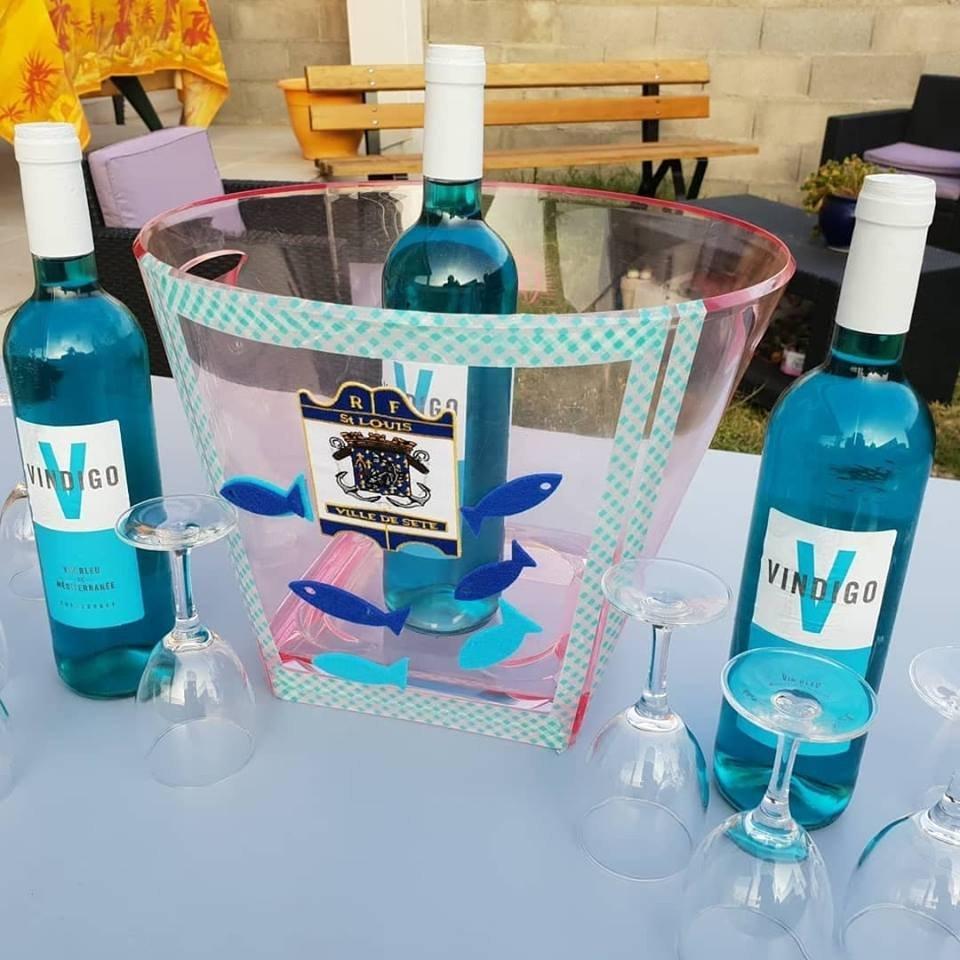 Les bouteilles du Vindigo