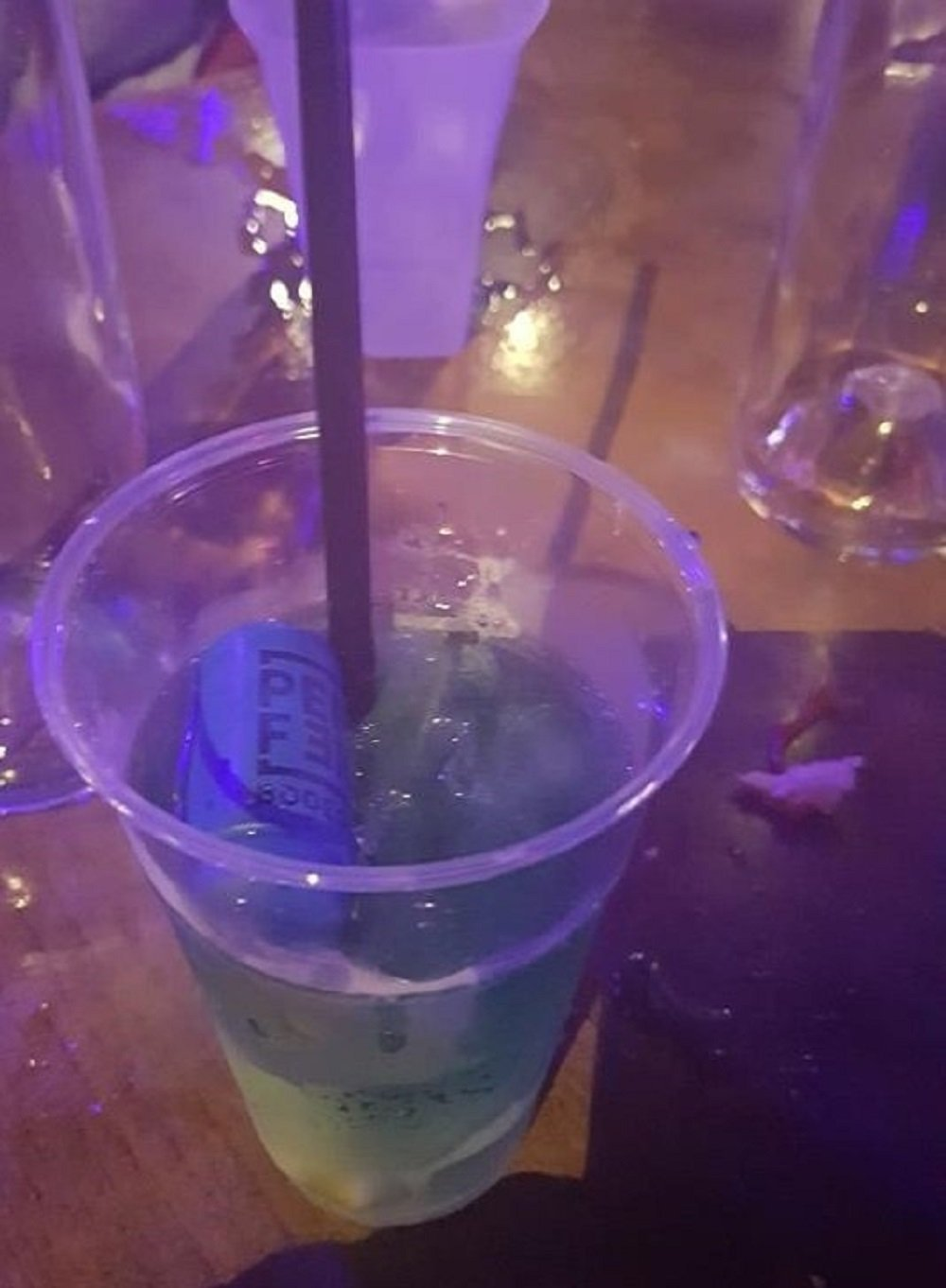 Du Vindigo avec de la vodka