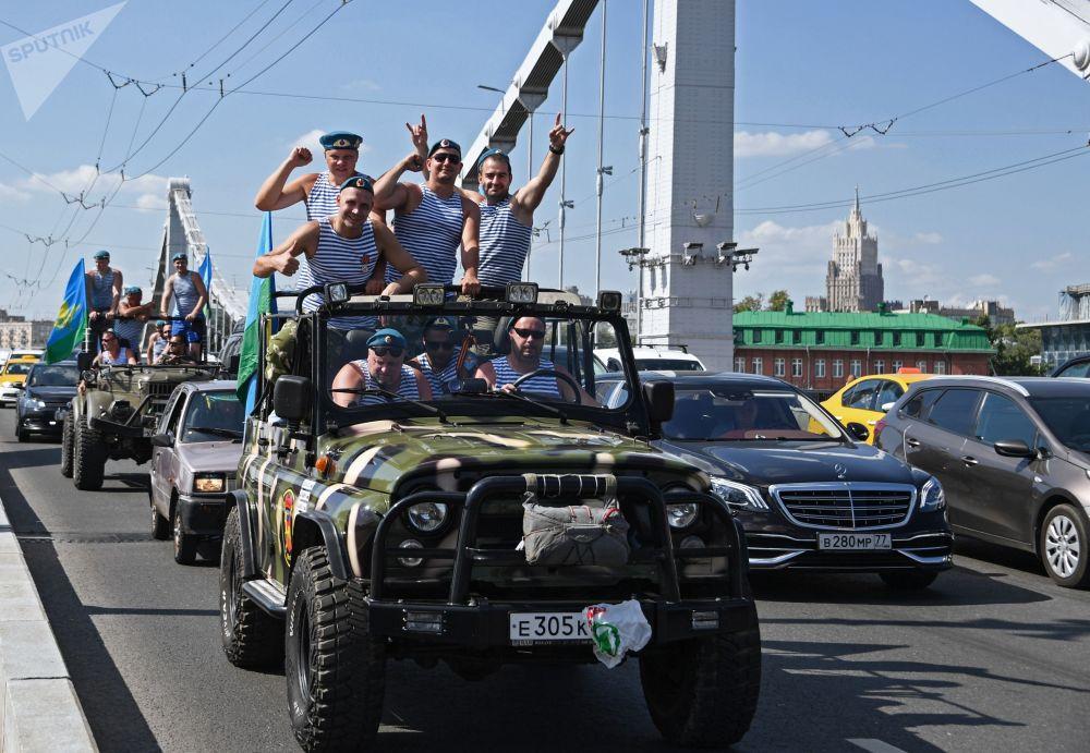 Les photos qui ont marqué la semaine (30 juillet – 3 août)