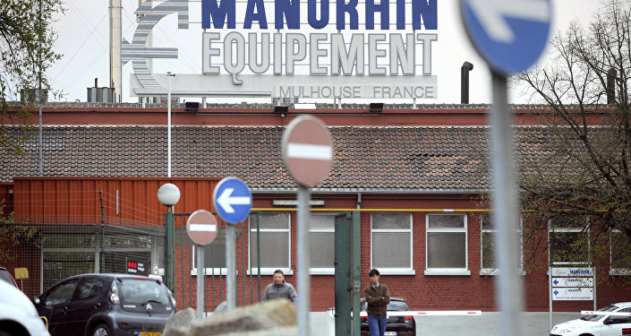 fabricant français de machines de munitions Manurhin
