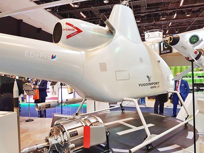 De quelle fabrication seront les drones qui survoleront les Balkans?