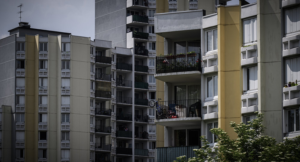 Paris, banlieues