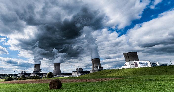 Centrale nucléaire, France (image d'illustration)