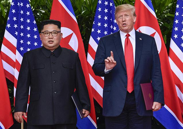 Sommet Kim-Trump