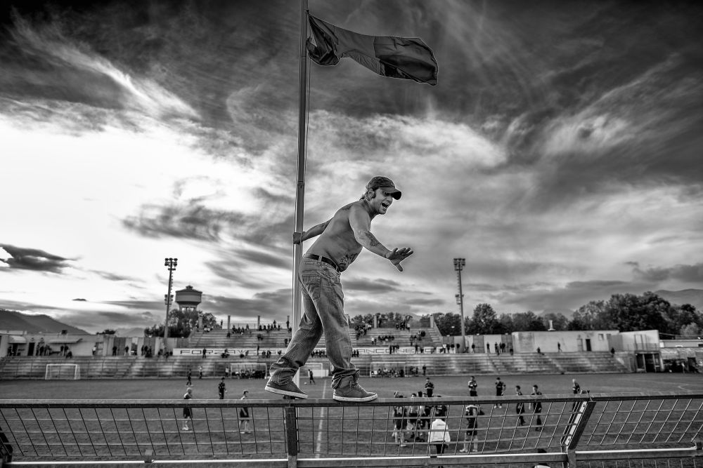 Les gagnants du concours international de photojournalisme Andreï Sténine