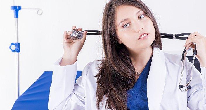 femme médecine