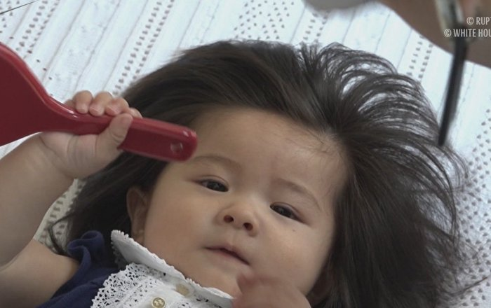 Voici la petite raiponce du japon sputnik france - Raiponce petite ...