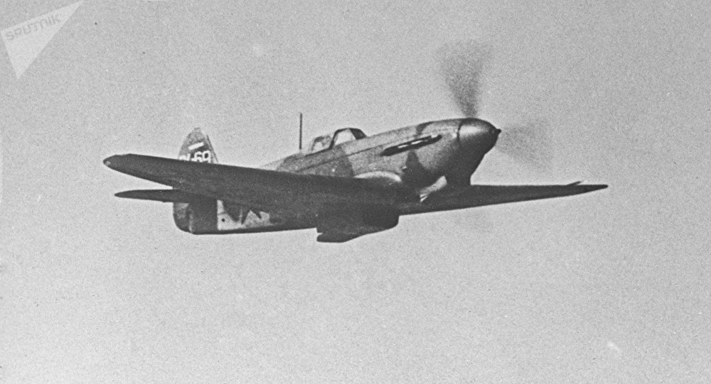 Un chasseur Iak-3