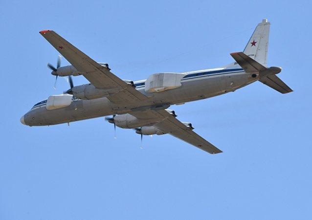 Un Iliouchine Il-22